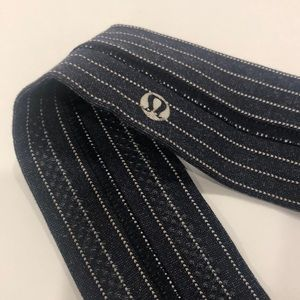Lululemon Athletica Navy Headband